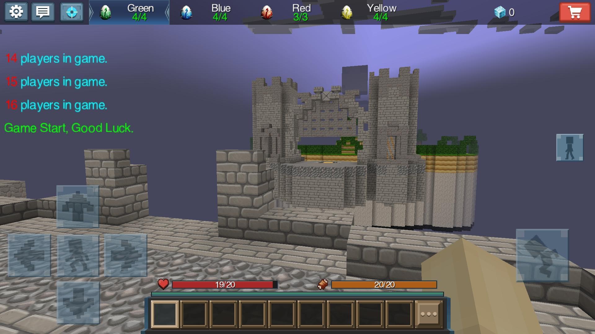 Egg Wars 1.9.1 Screenshot 3