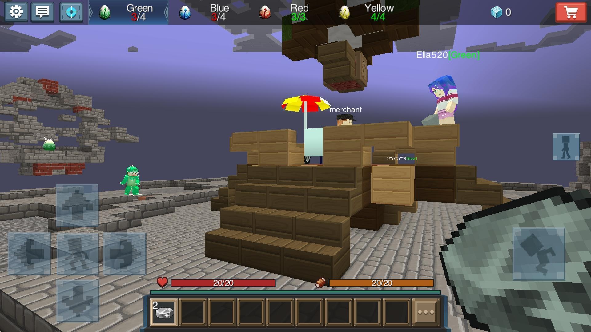 Egg Wars 1.9.1 Screenshot 4