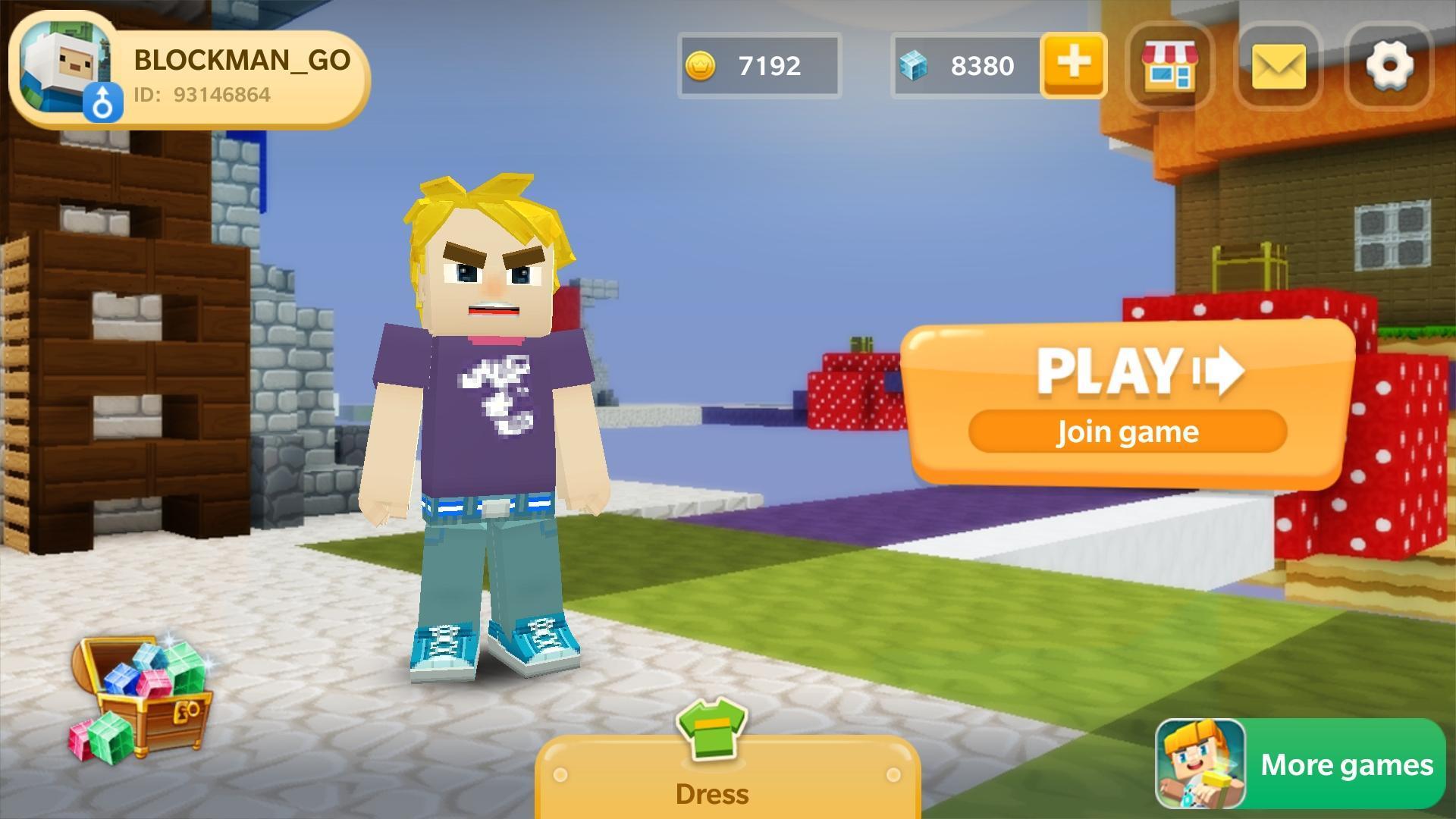 Sky Wars for Blockman Go 1.8.5 Screenshot 1
