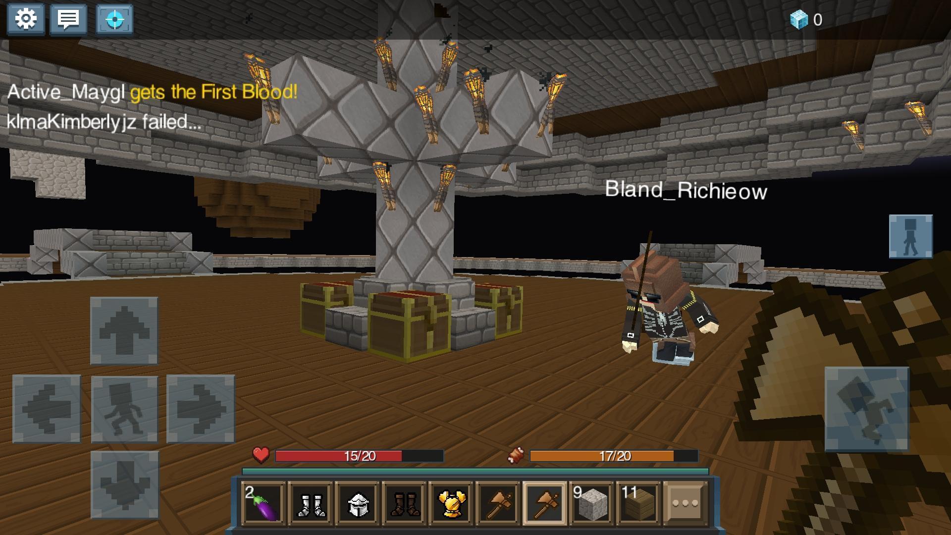 Sky Wars for Blockman Go 1.8.5 Screenshot 4