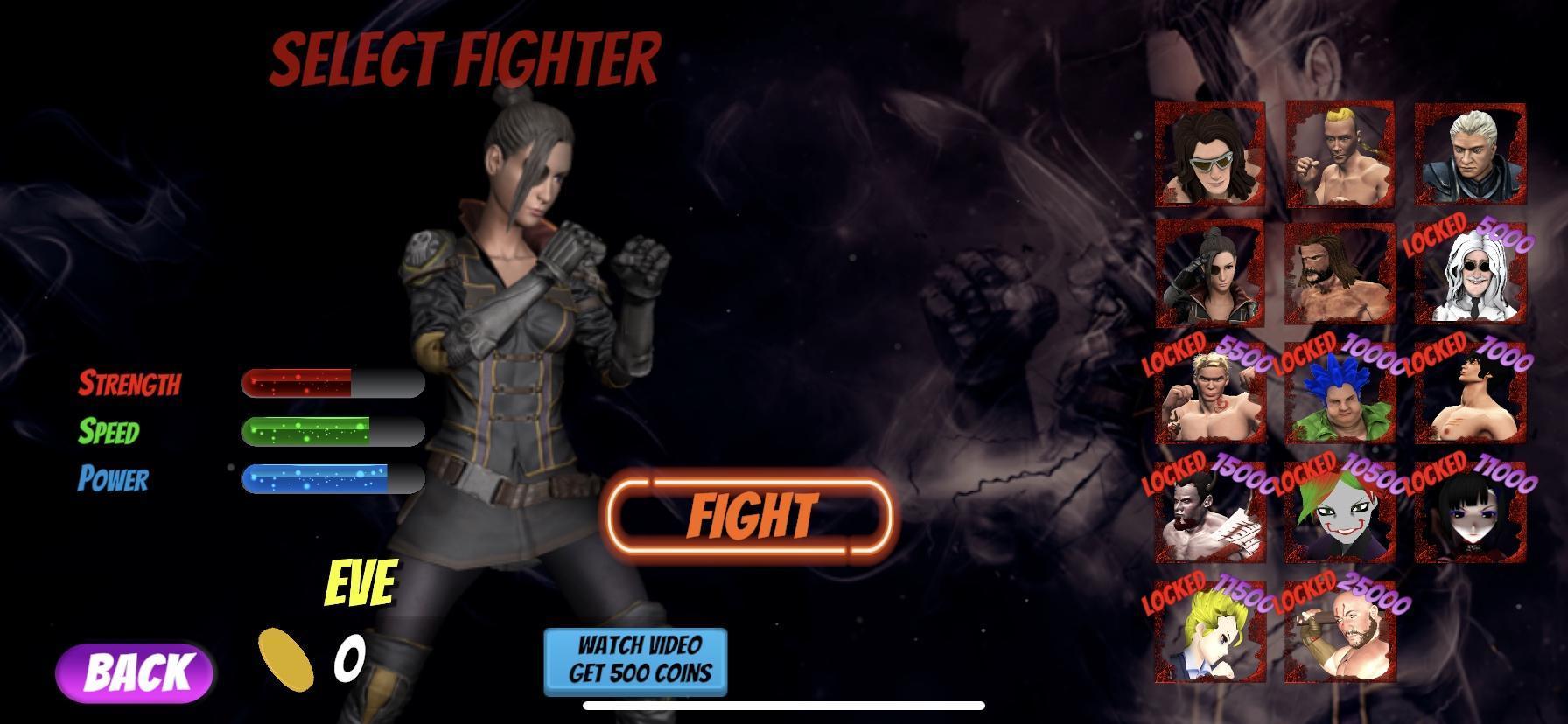 Dragon Kombat 3.3 Screenshot 20