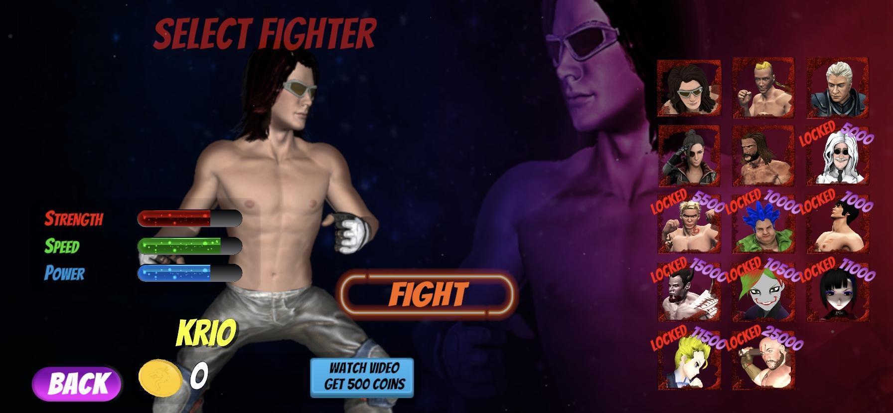 Dragon Kombat 3.3 Screenshot 22