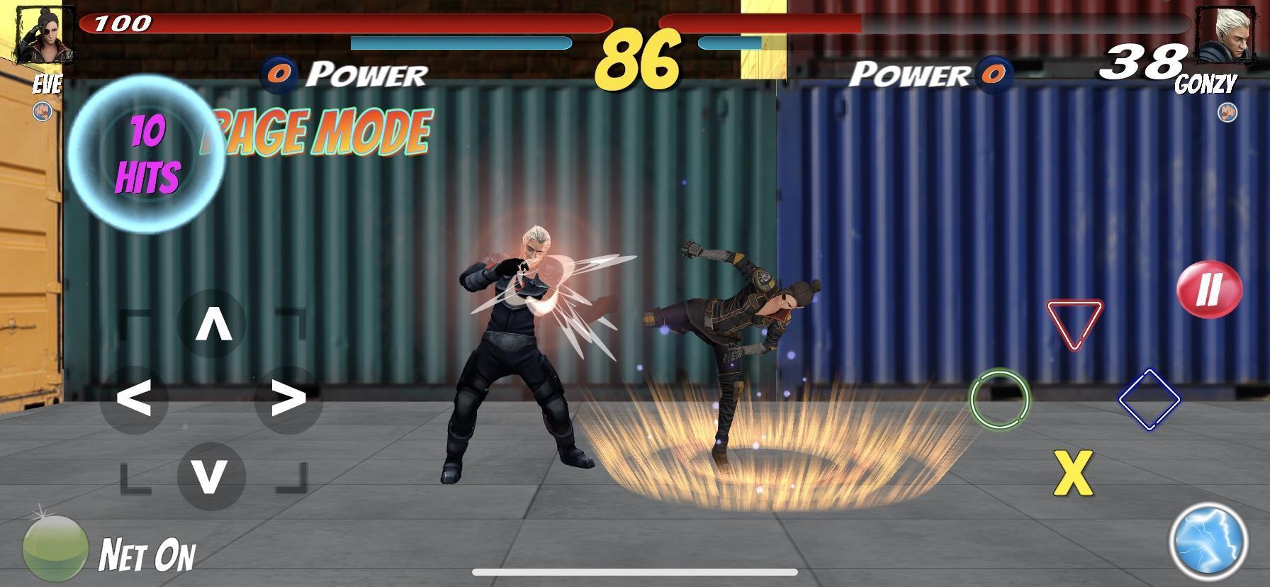 Dragon Kombat 3.3 Screenshot 3