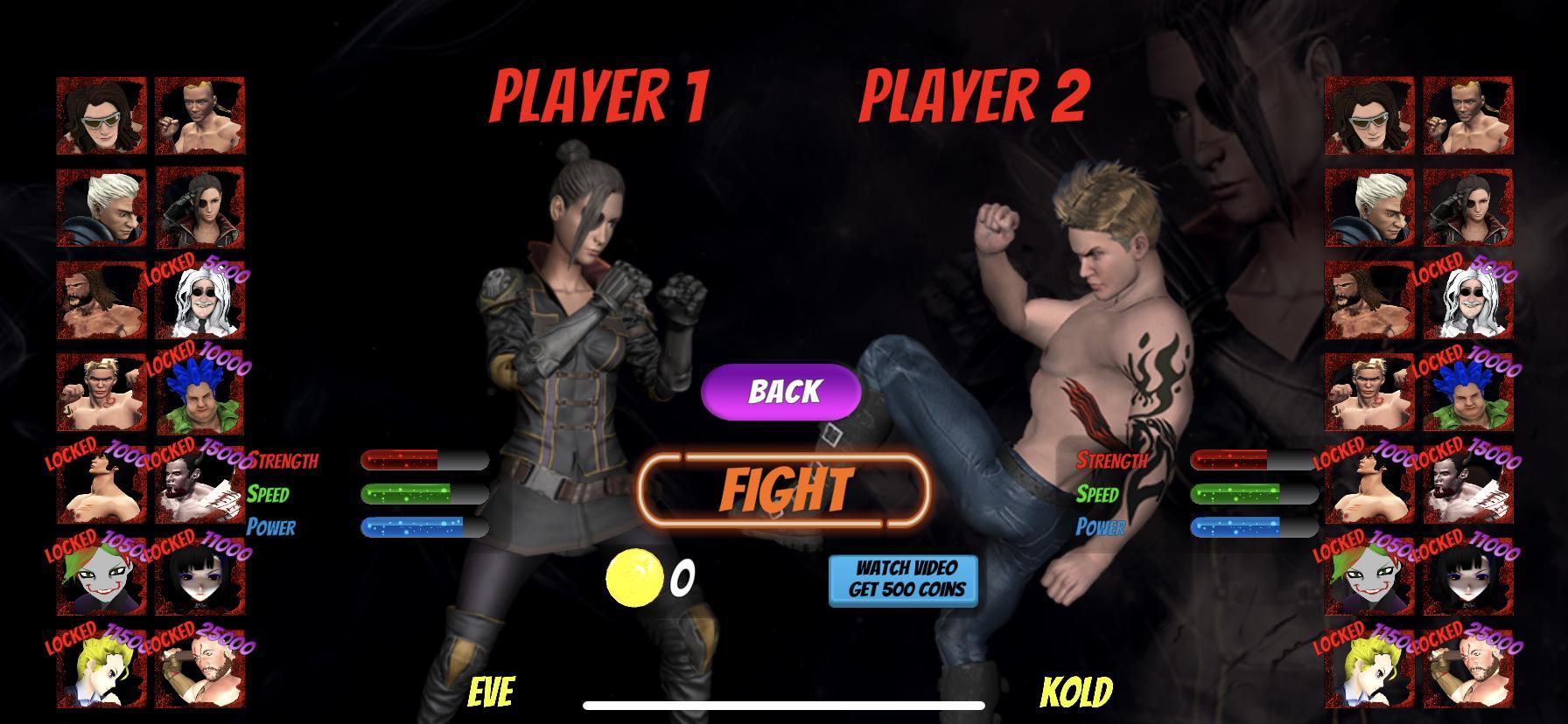 Dragon Kombat 3.3 Screenshot 8