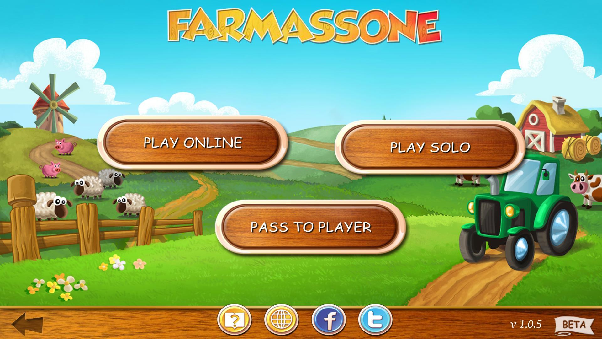 Farmassone Online 1.2.9 Screenshot 1
