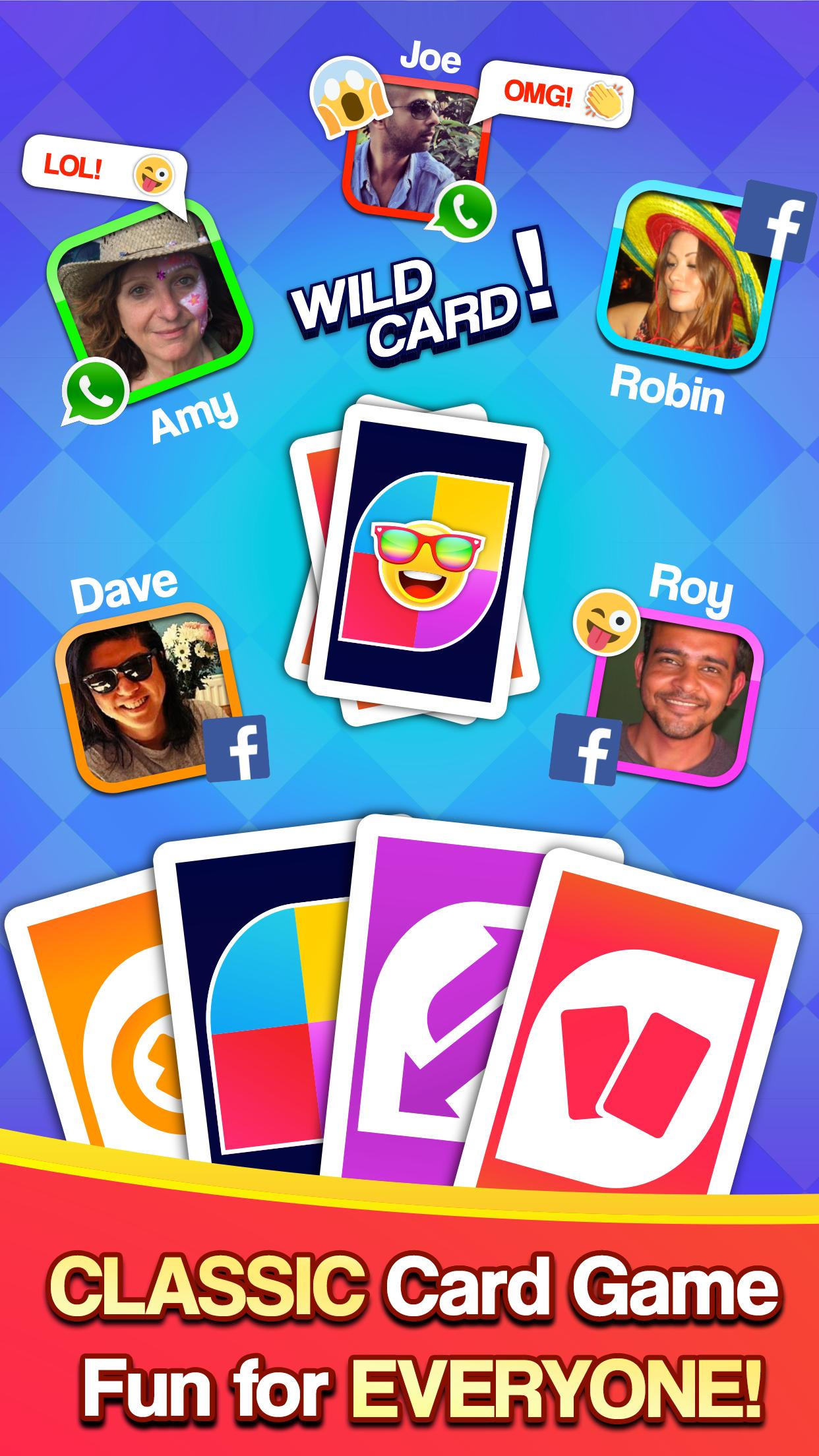 Card Party! - UNO with Friends Online, Card Games 10000000084 Screenshot 1