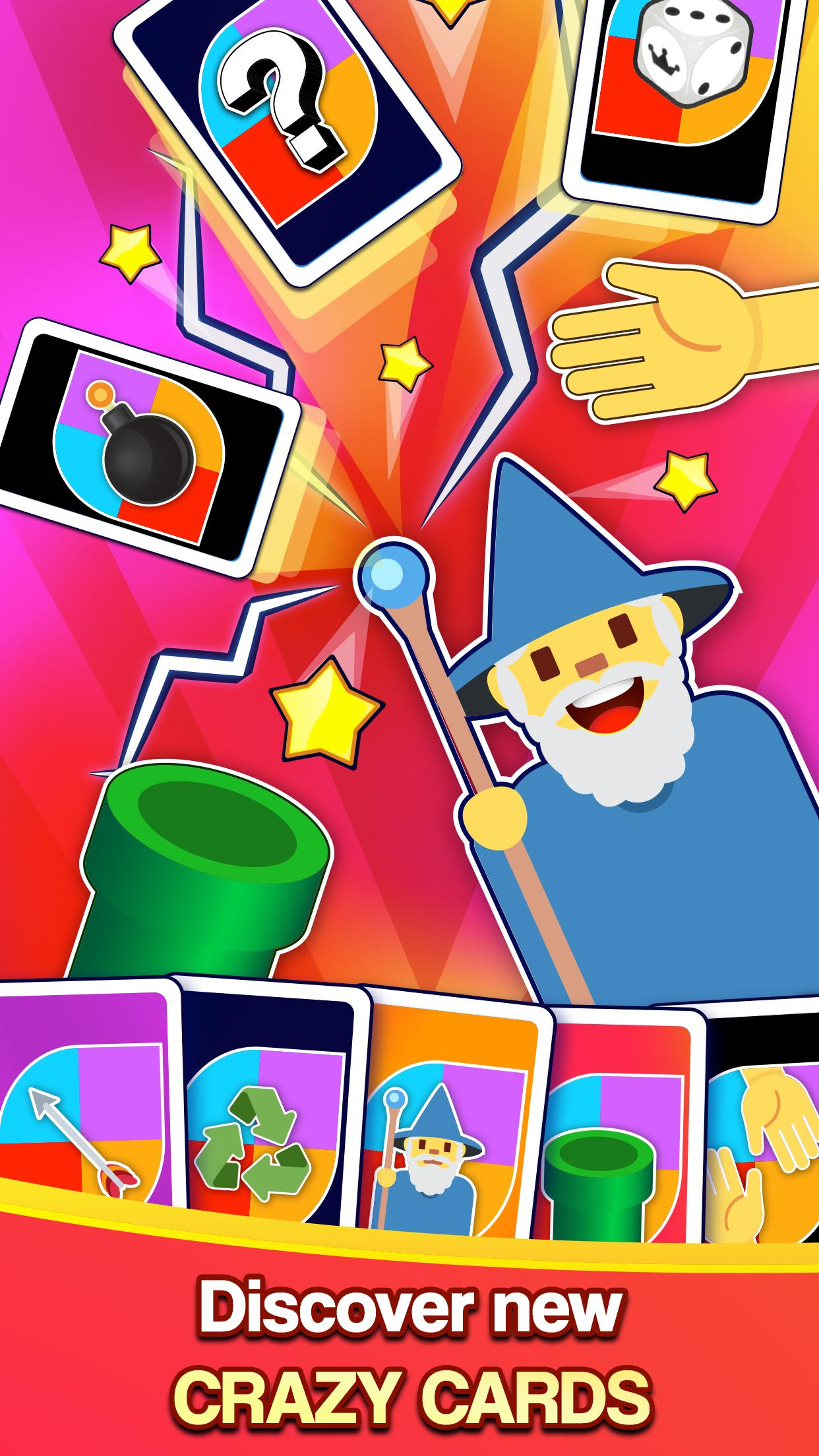 Card Party! - UNO with Friends Online, Card Games 10000000084 Screenshot 2