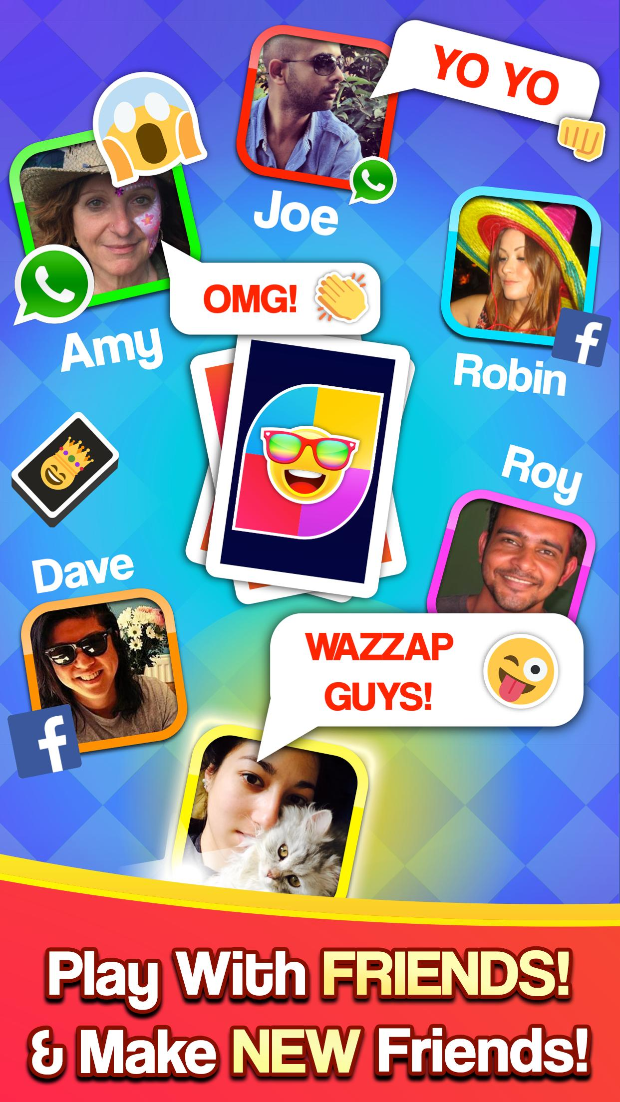 Card Party! - UNO with Friends Online, Card Games 10000000084 Screenshot 4