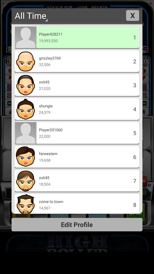 Triple 100x High Roller Slots 2.853 Screenshot 11