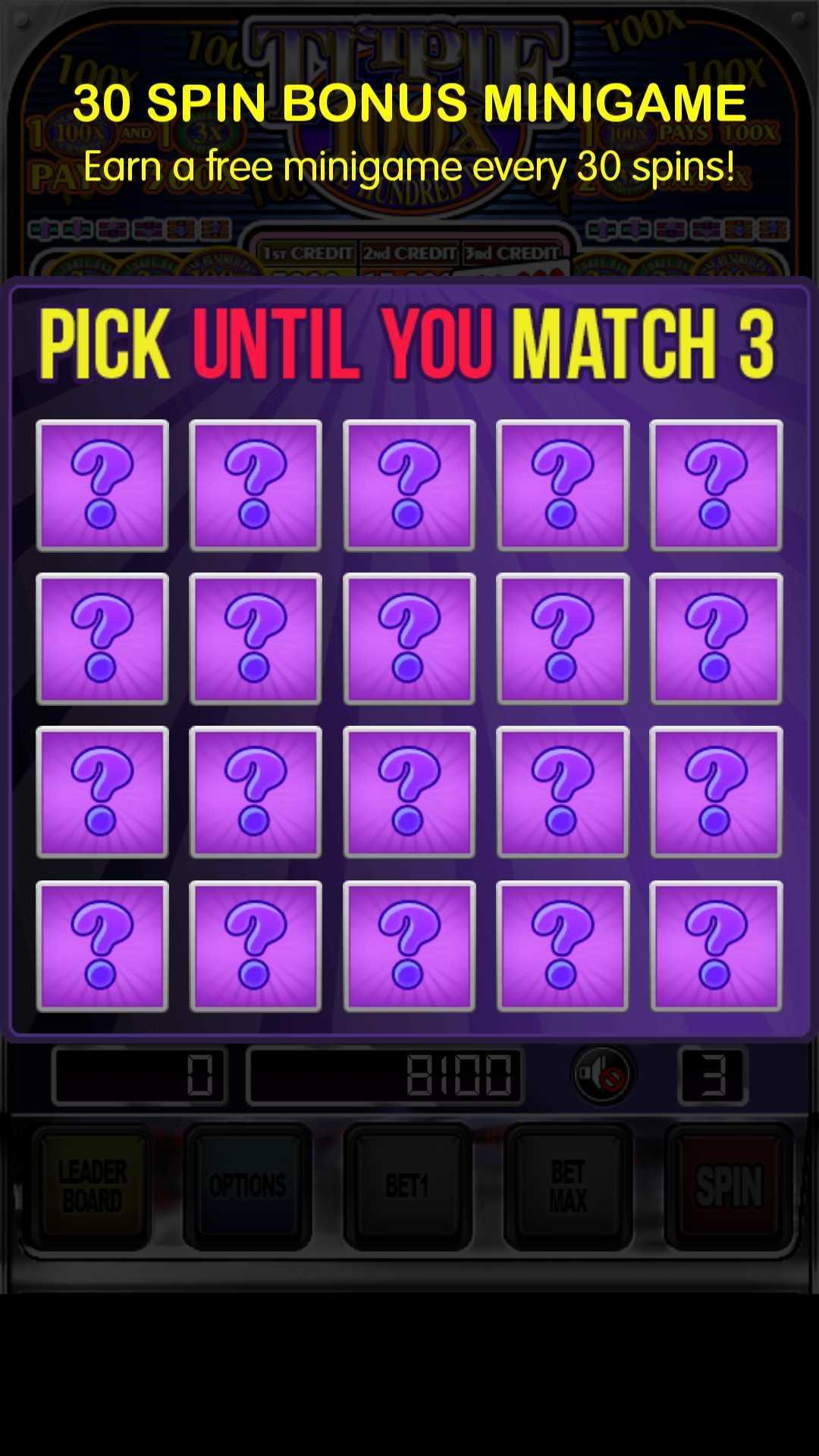 Triple 100x High Roller Slots 2.853 Screenshot 3