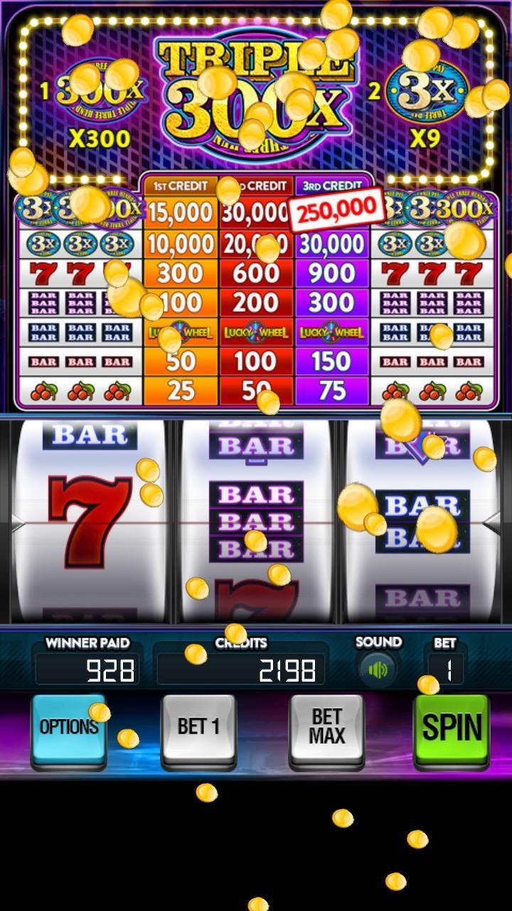 Triple 300x Free Vegas Slots 2.853 Screenshot 10