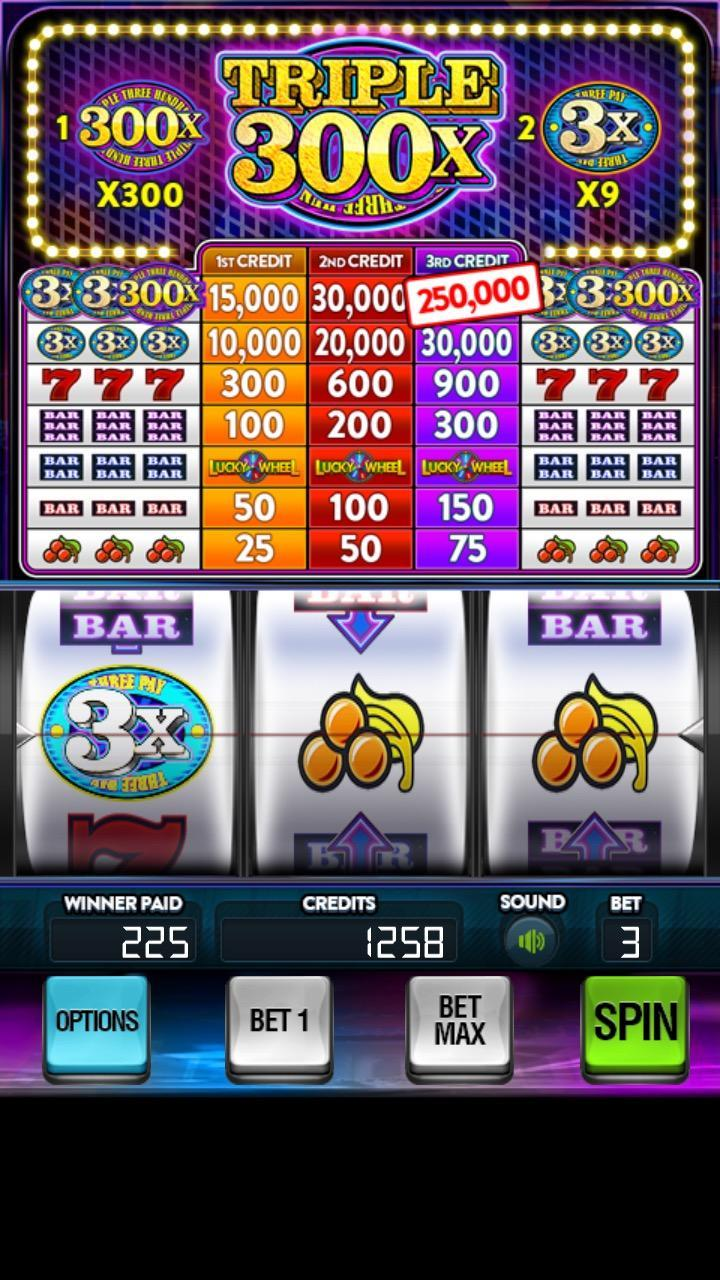 Triple 300x Free Vegas Slots 2.853 Screenshot 5