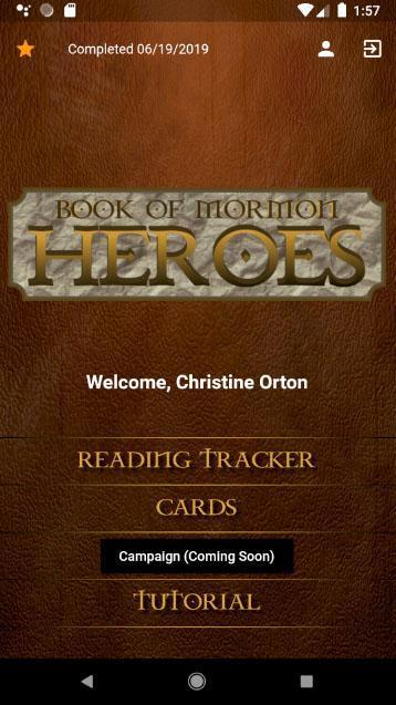 Book of Mormon Heroes 1.6.15 Screenshot 1