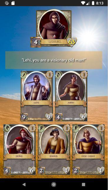 Book of Mormon Heroes 1.6.15 Screenshot 8