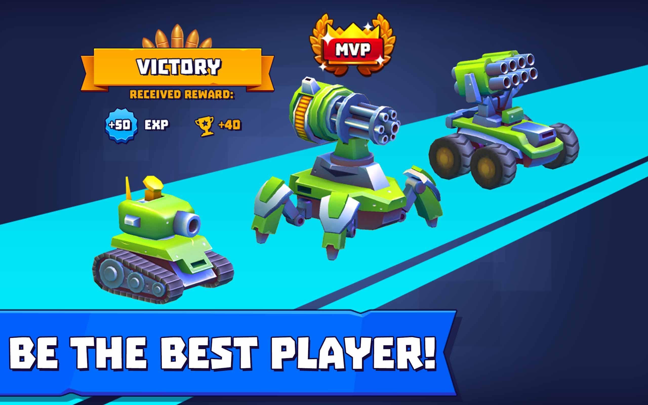 Tanks A Lot! - Realtime Multiplayer Battle Arena 2.56 Screenshot 13