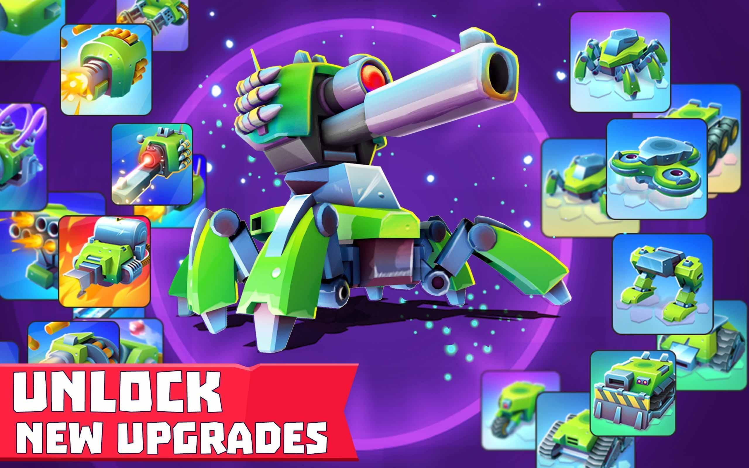 Tanks A Lot! - Realtime Multiplayer Battle Arena 2.56 Screenshot 20