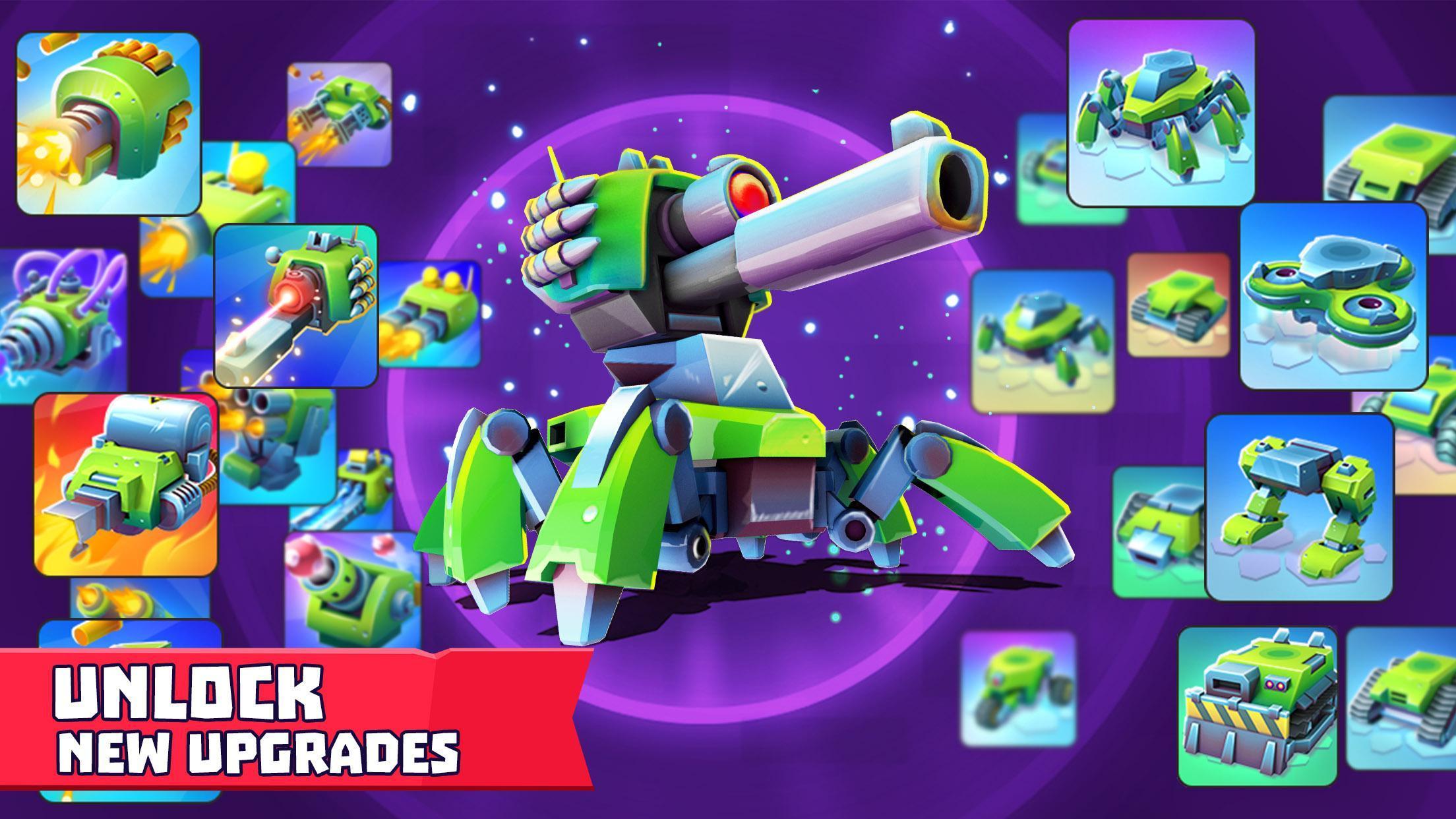 Tanks A Lot! - Realtime Multiplayer Battle Arena 2.56 Screenshot 4