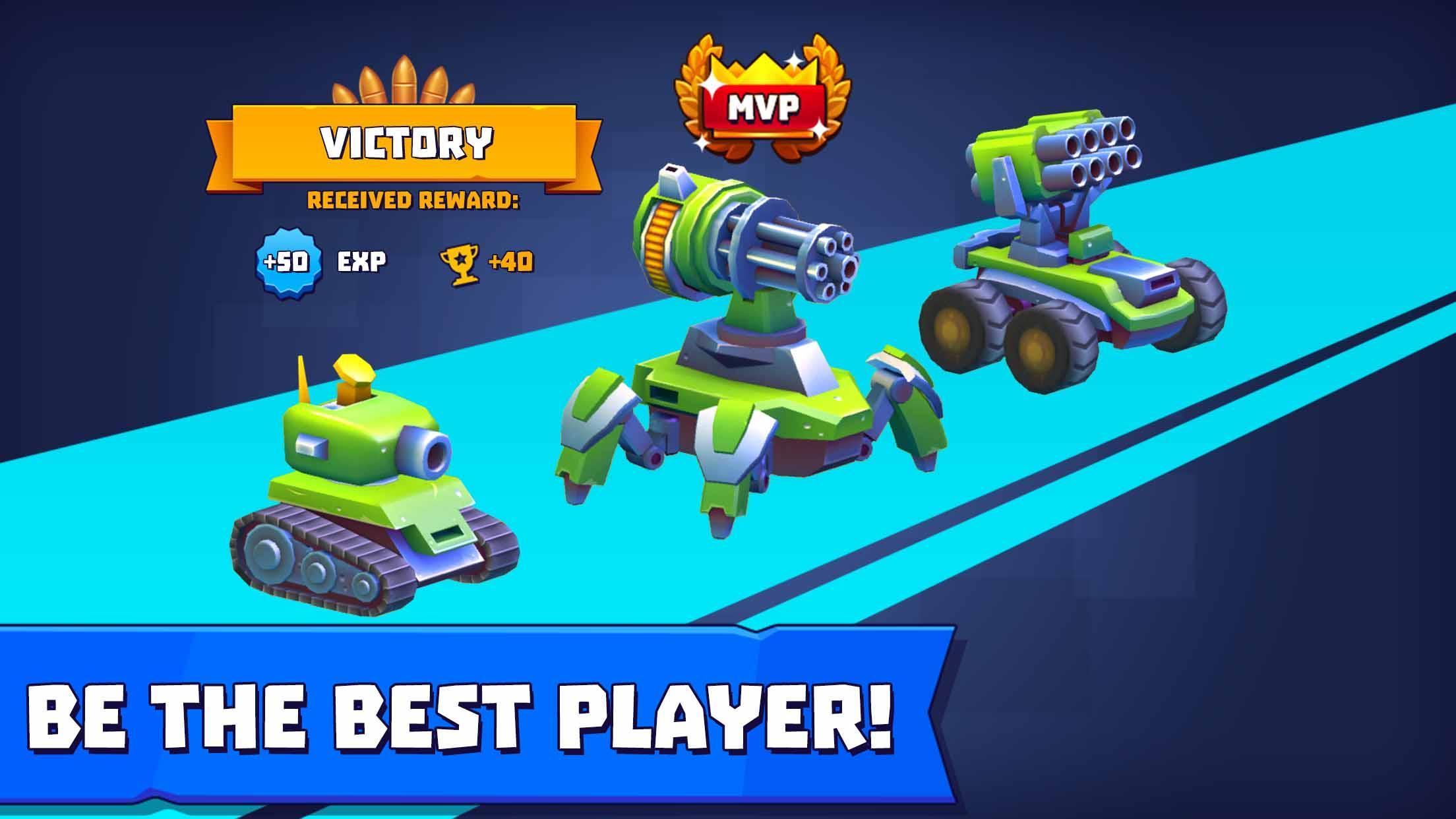 Tanks A Lot! - Realtime Multiplayer Battle Arena 2.56 Screenshot 5