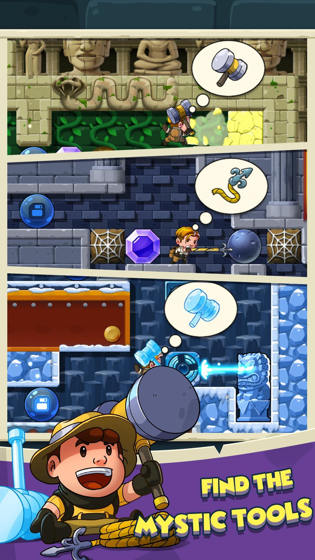 Diamond Quest Don't Rush 2.85 Screenshot 4