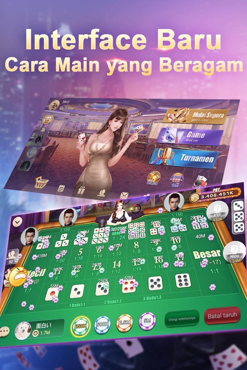 Poker Texas Boyaa 6.1.0 Screenshot 3
