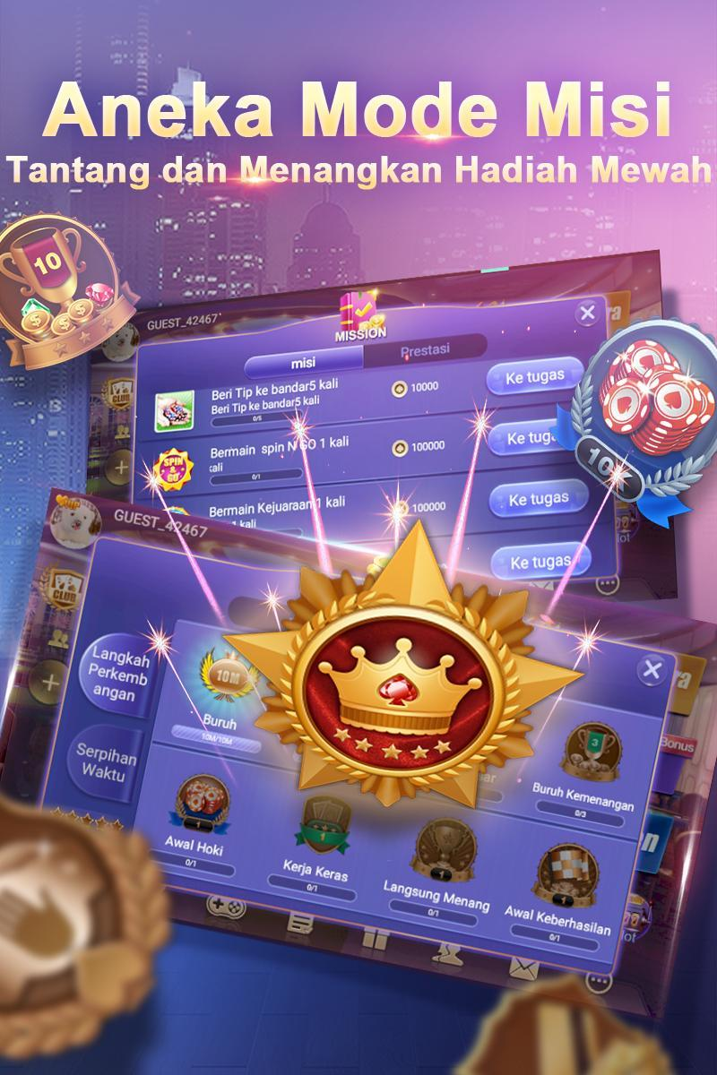 Poker Texas Boyaa 6.1.0 Screenshot 5