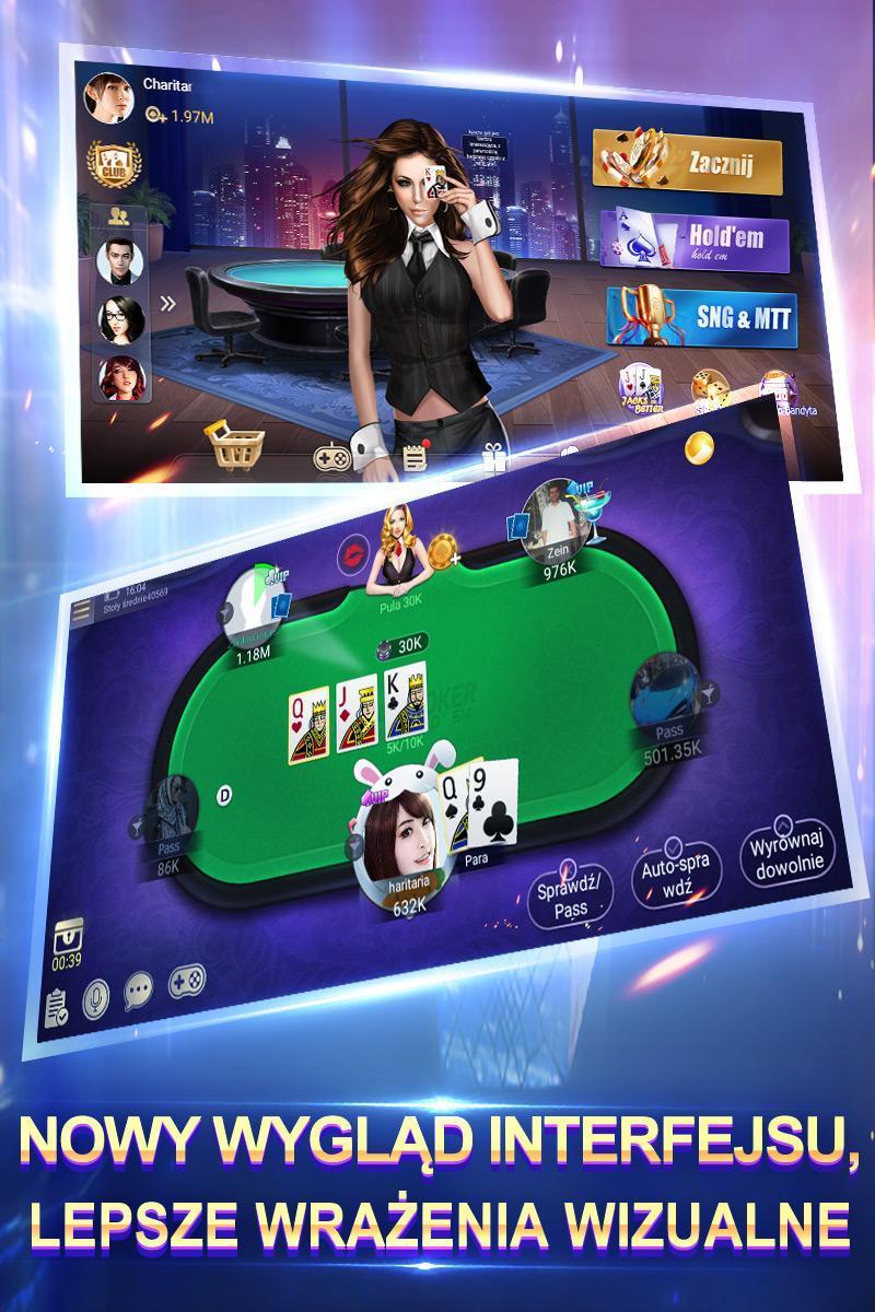 Texas Poker Polski  (Boyaa) 5.9.0 Screenshot 1