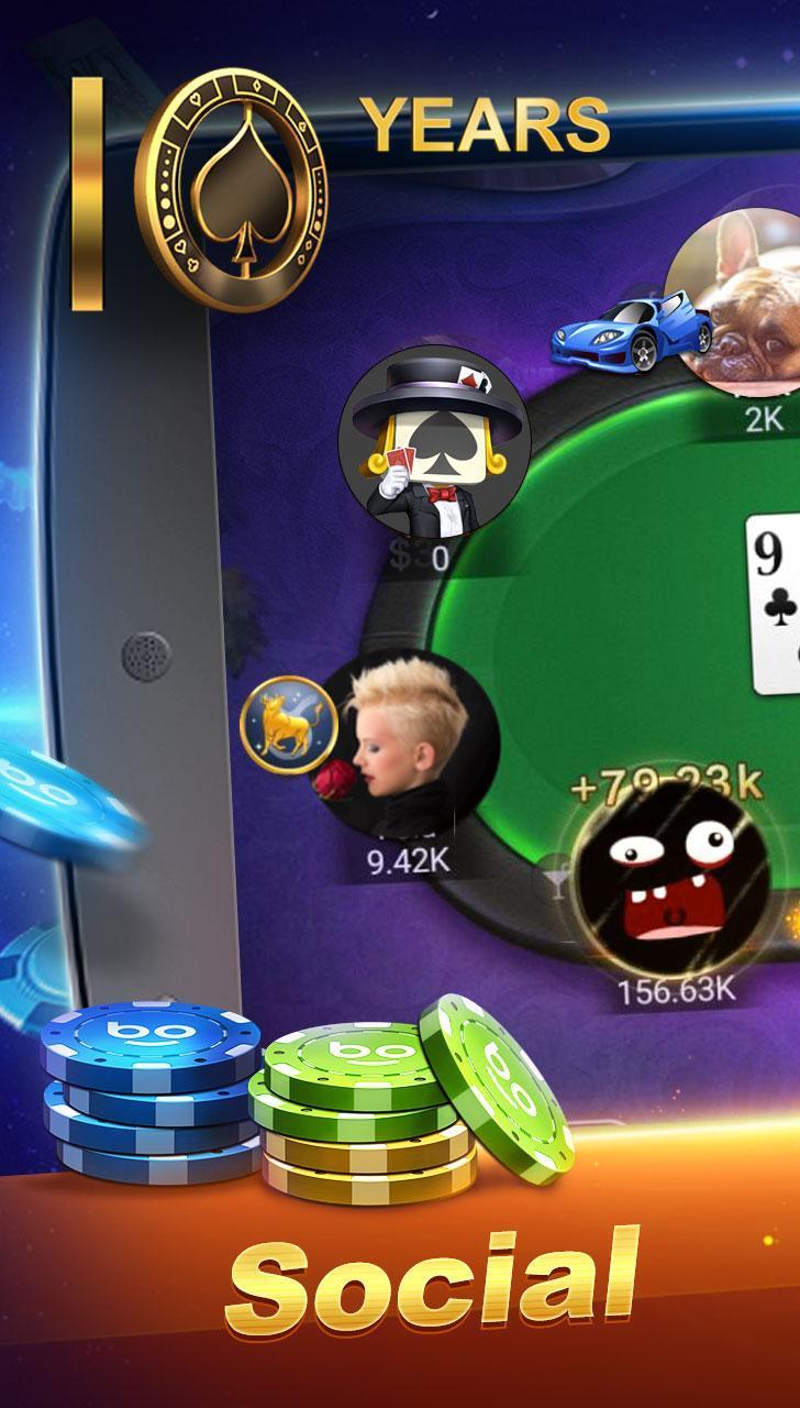Texas Poker English (Boyaa) 6.0.0 Screenshot 13