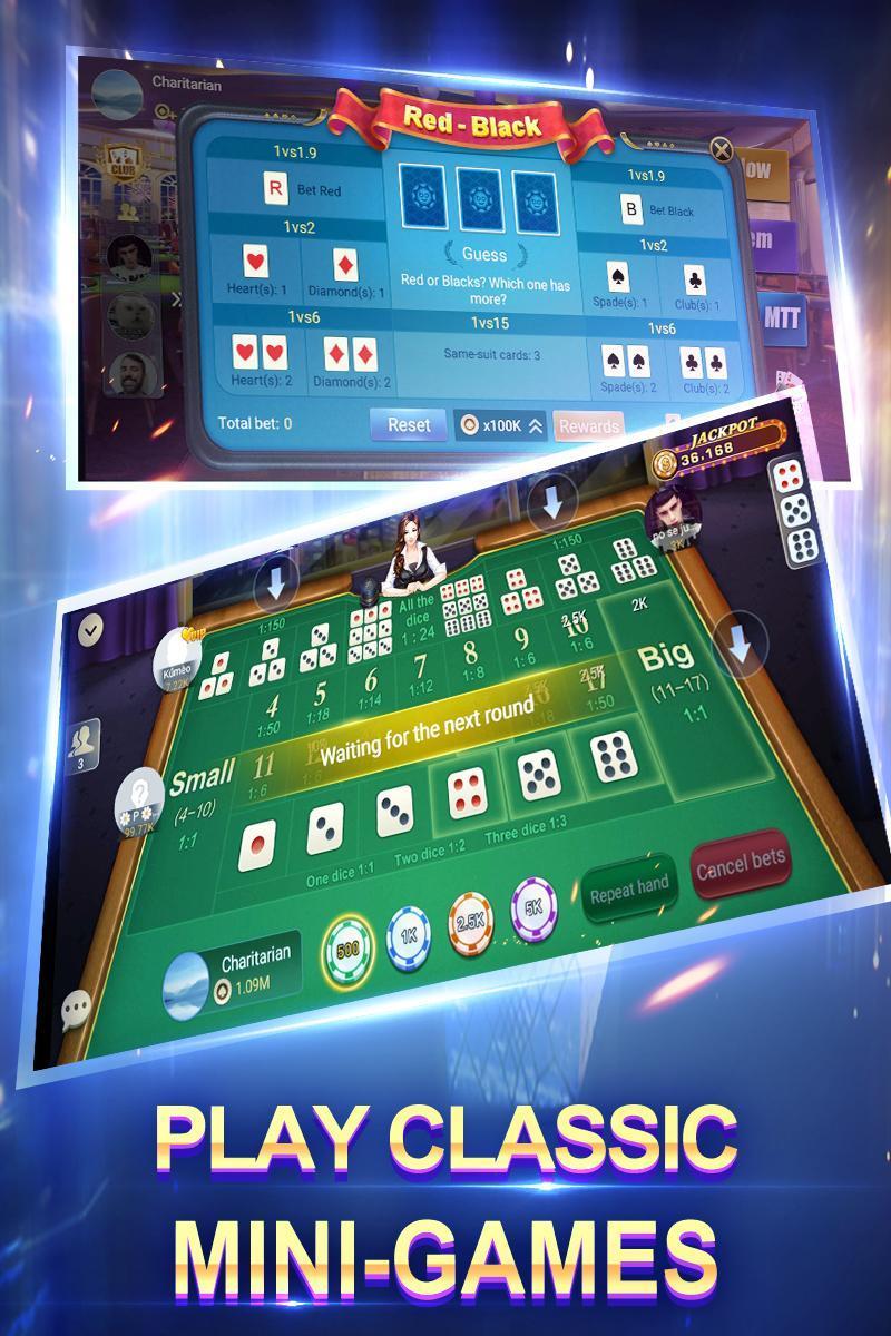 Texas Poker English (Boyaa) 6.0.0 Screenshot 5