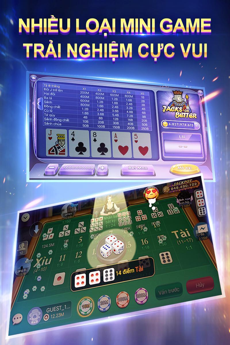 Texas Poker Việt Nam 5.9.2 Screenshot 3