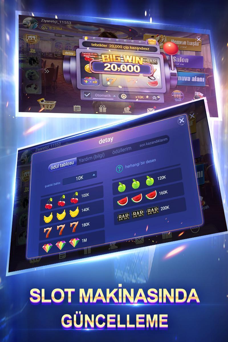 Türkiye Texas Poker 6.0.0 Screenshot 10
