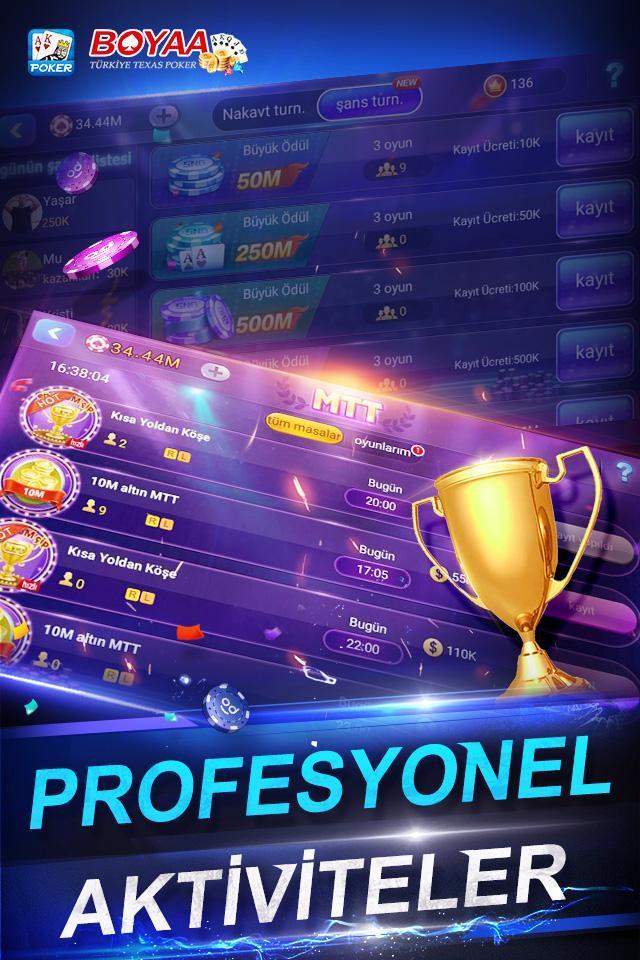 Türkiye Texas Poker 6.0.0 Screenshot 13