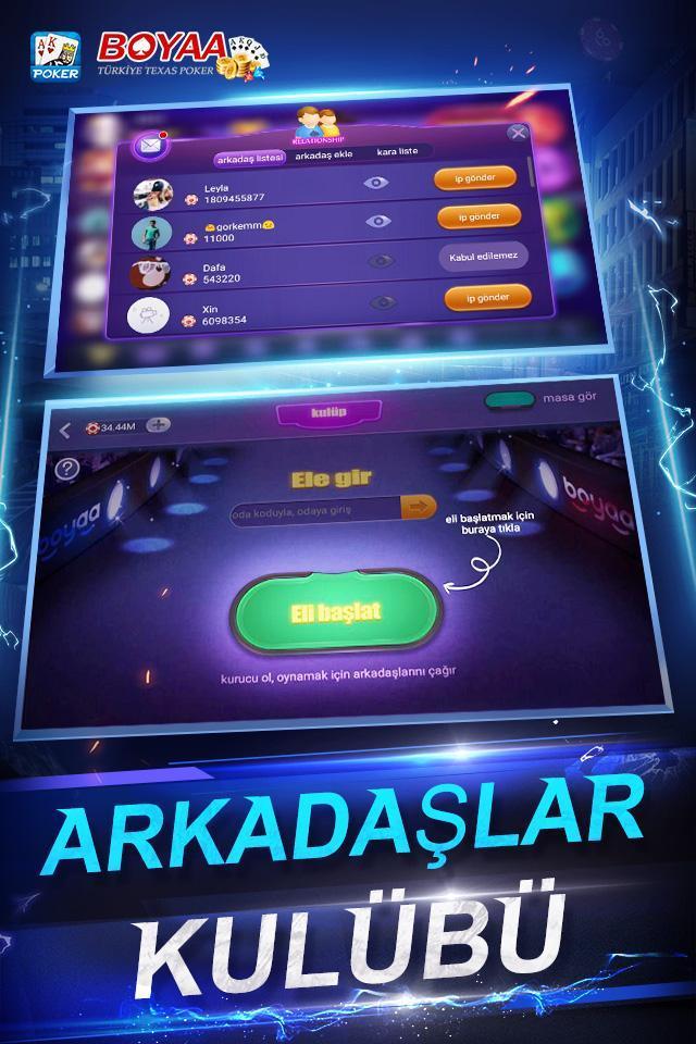 Türkiye Texas Poker 6.0.0 Screenshot 14
