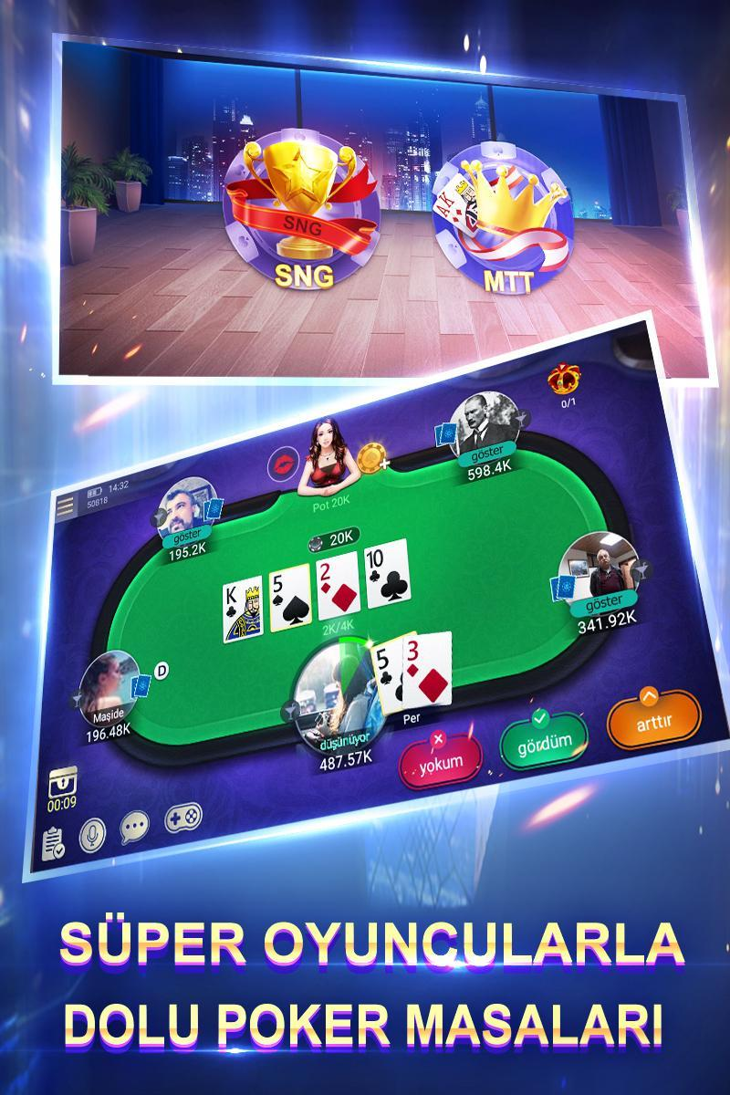 Türkiye Texas Poker 6.0.0 Screenshot 4
