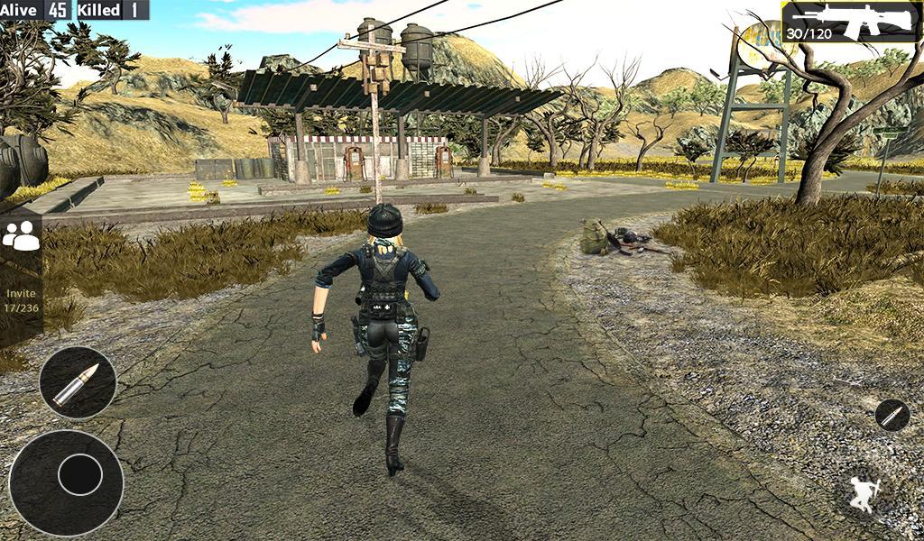 Fire Free Battleground Survival Hopeless Squad 1 Screenshot 11