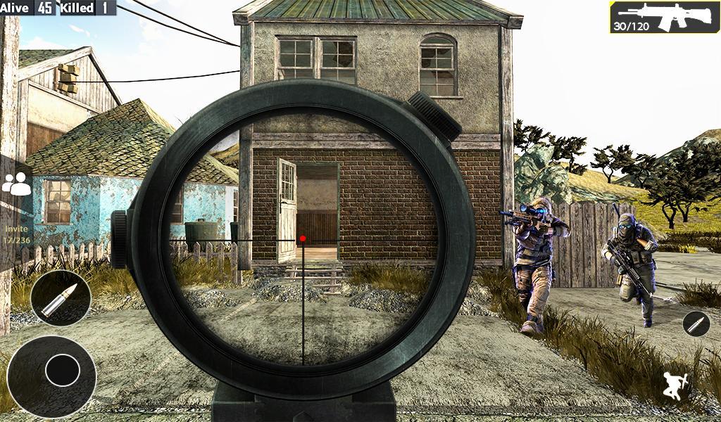 Fire Free Battleground Survival Hopeless Squad 1 Screenshot 12