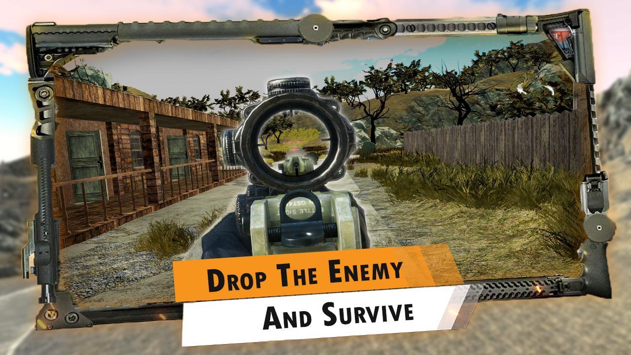 Fire Free Battleground Survival Hopeless Squad 1 Screenshot 2