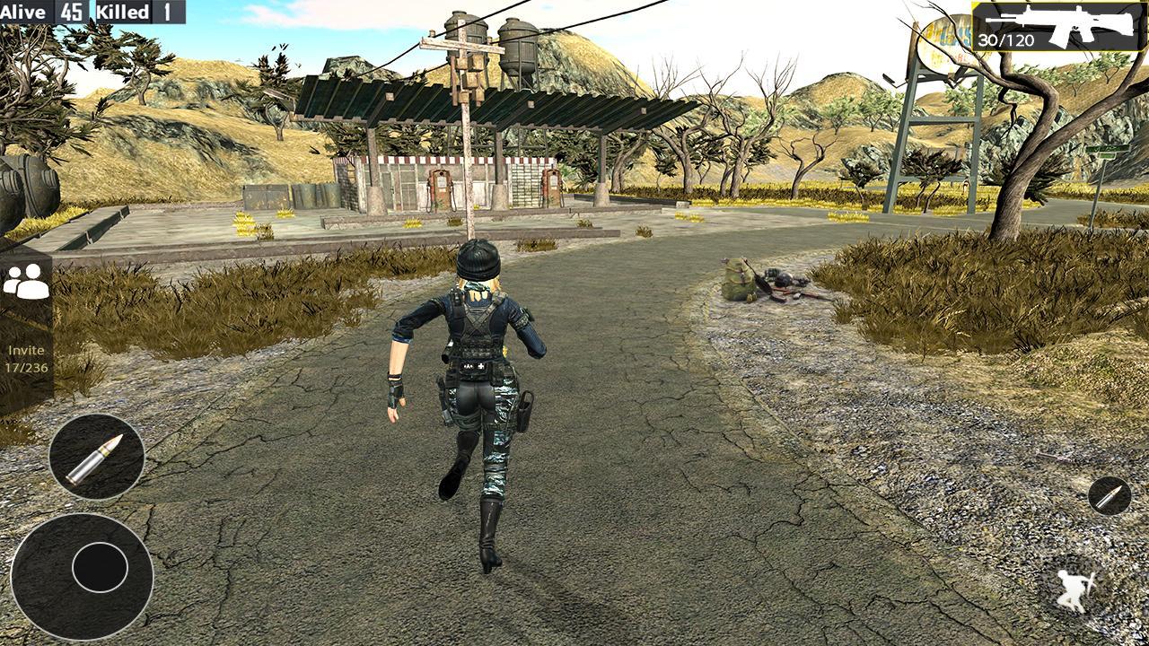 Fire Free Battleground Survival Hopeless Squad 1 Screenshot 3