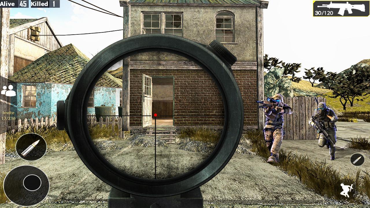 Fire Free Battleground Survival Hopeless Squad 1 Screenshot 4