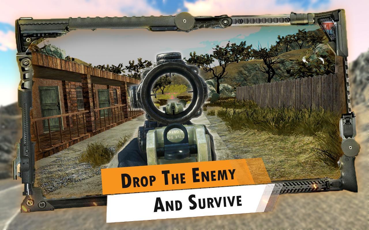 Fire Free Battleground Survival Hopeless Squad 1 Screenshot 6