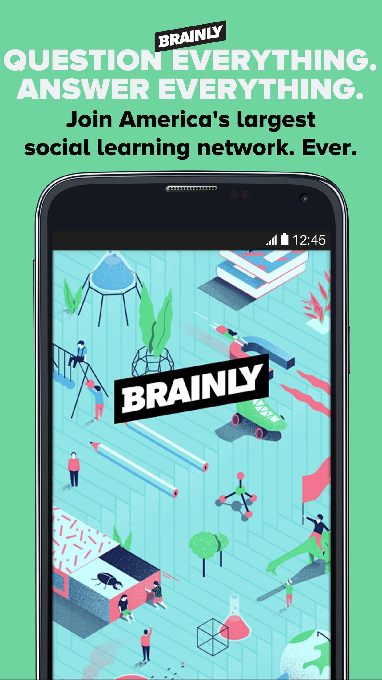 Brainly – The Homework App 5.2.5 Screenshot 1