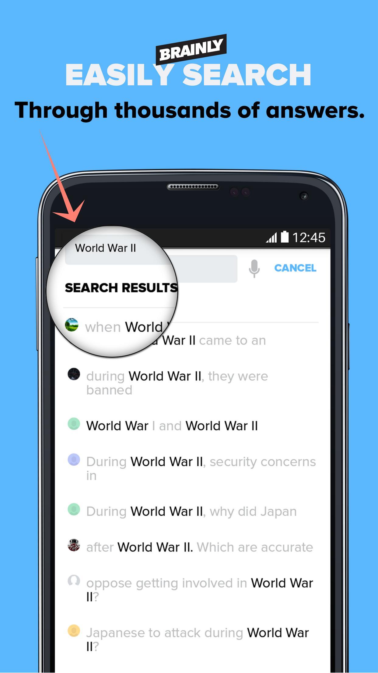 Brainly – The Homework App 5.2.5 Screenshot 4