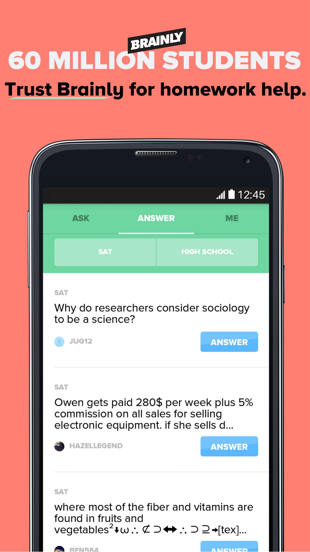 Brainly – The Homework App 5.2.5 Screenshot 7
