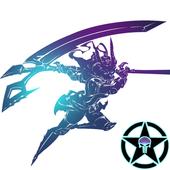 Shadow of Death: Dark Knight - Stickman Fighting app icon
