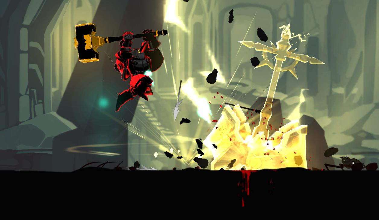 Shadow of Death: Dark Knight - Stickman Fighting 1.83.1.0 Screenshot 1