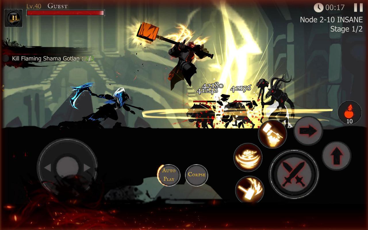 Shadow of Death: Dark Knight - Stickman Fighting 1.83.1.0 Screenshot 8