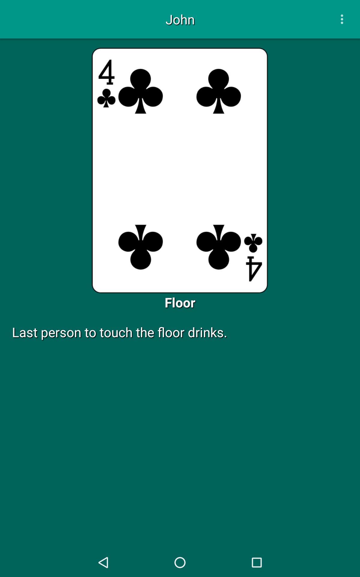 Drinking Game 3 Screenshot 3