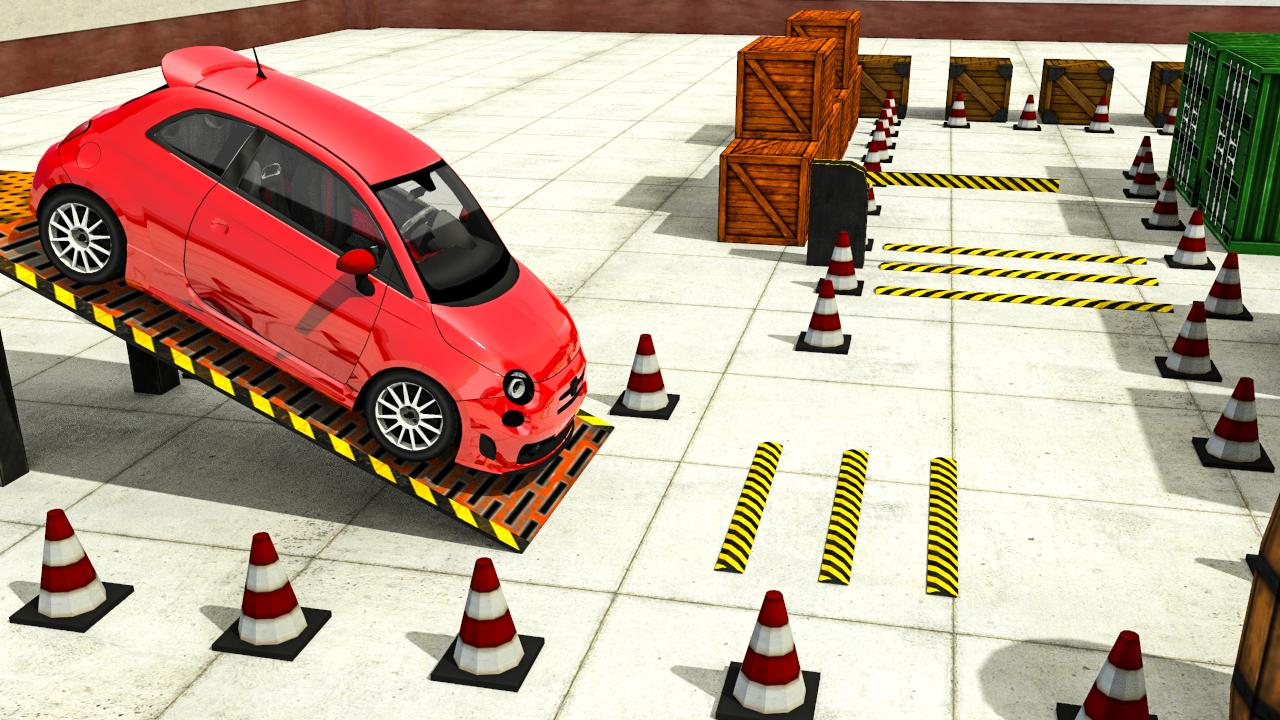 Advance Car Parking Game: Car Driver Simulator 1.9.9 Screenshot 1