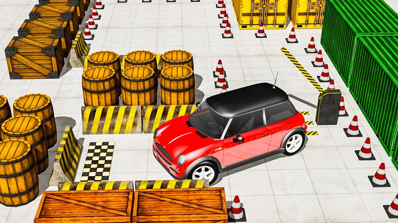 Advance Car Parking Game: Car Driver Simulator 1.9.9 Screenshot 3