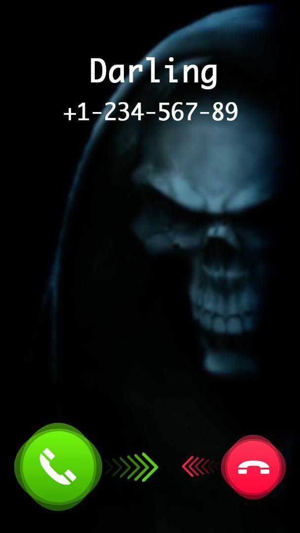 Skull Caller Screen 1.2 Screenshot 1
