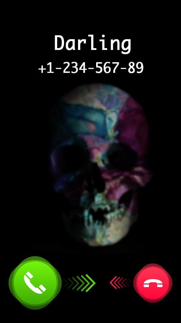Skull Caller Screen 1.2 Screenshot 2